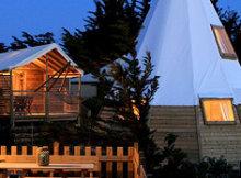 Domaine Les Moulins : camping original