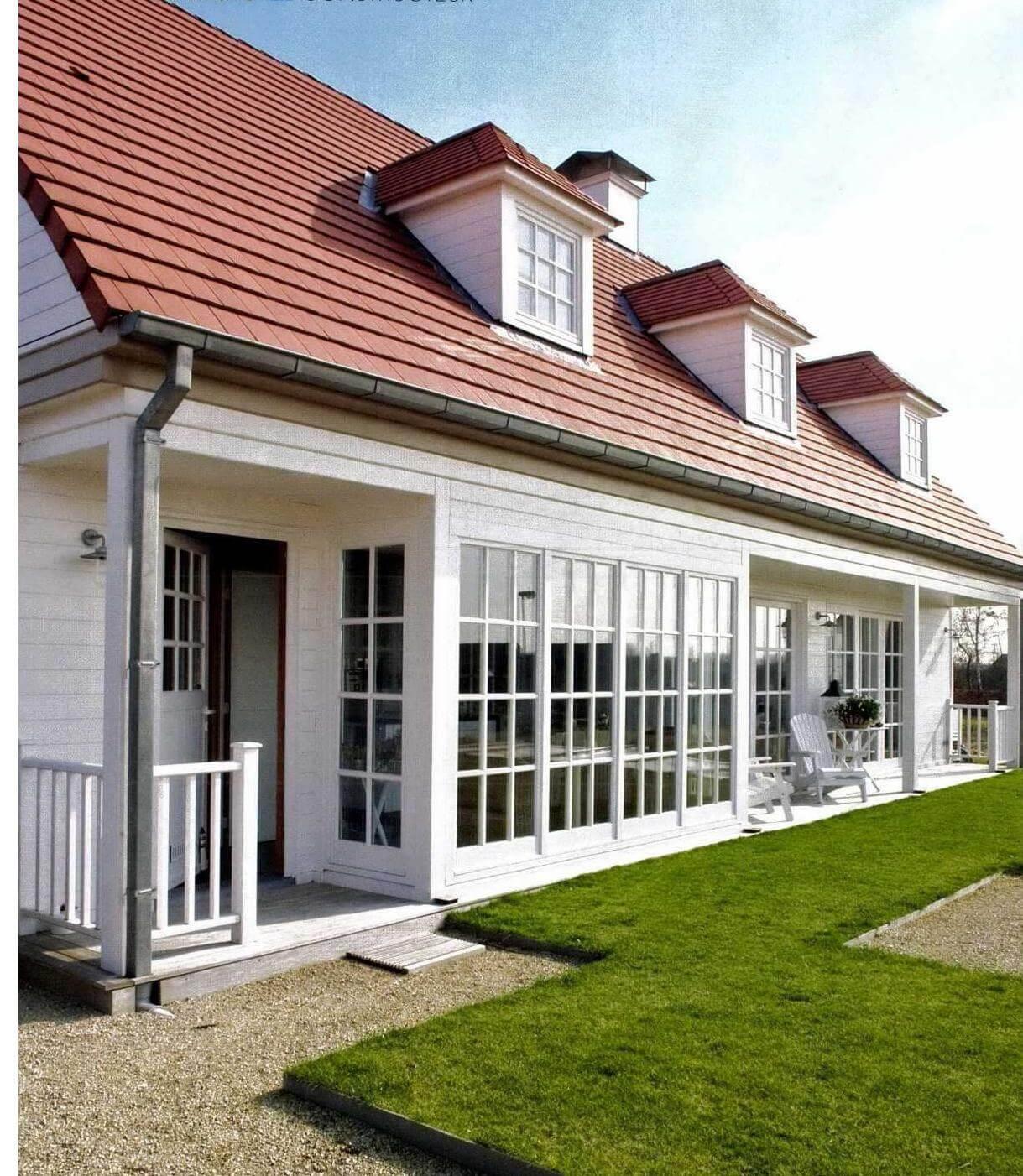 Les avantages de construire une maison bois for Avantages maison bois