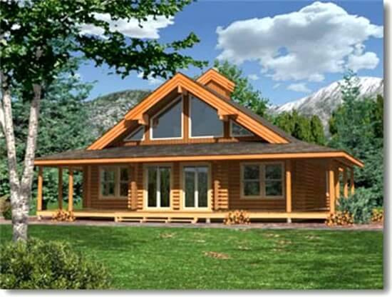 La maison bois en kit, ce qu'il faut savoir !