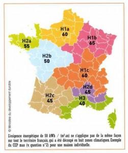 La Réglementation Thermique 2012 en France