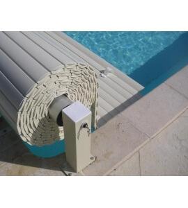 Les différents équipements d'une piscine