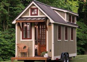 Tiny House: le succès de ces petites maisons en bois sur quatre roues 🏘 🏠 🏡 🇫🇷