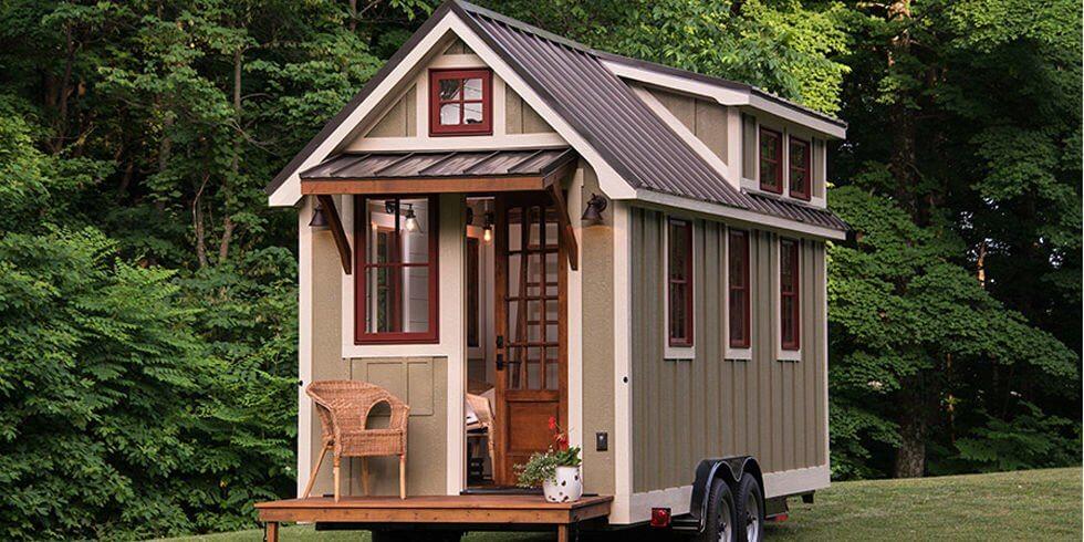 tiny house le succ s de ces petites maisons en bois sur quatre roues. Black Bedroom Furniture Sets. Home Design Ideas