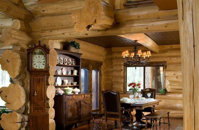 Best Deco Interieur Chalet Photos - Design Trends 2017 - shopmakers.us