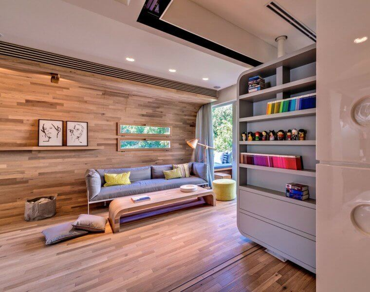 deco-interieur-de-maison-en-bois