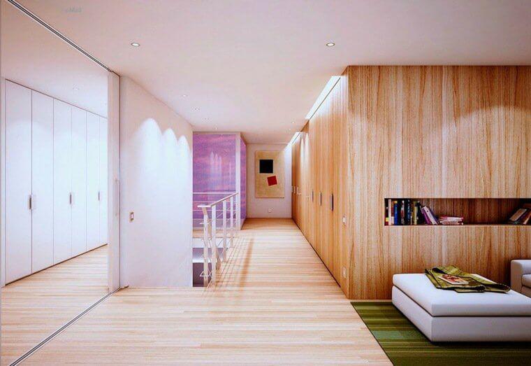 Decoration interieur maison bois devis maison bois et maison bois en kit - Decoratie interieur bois ...