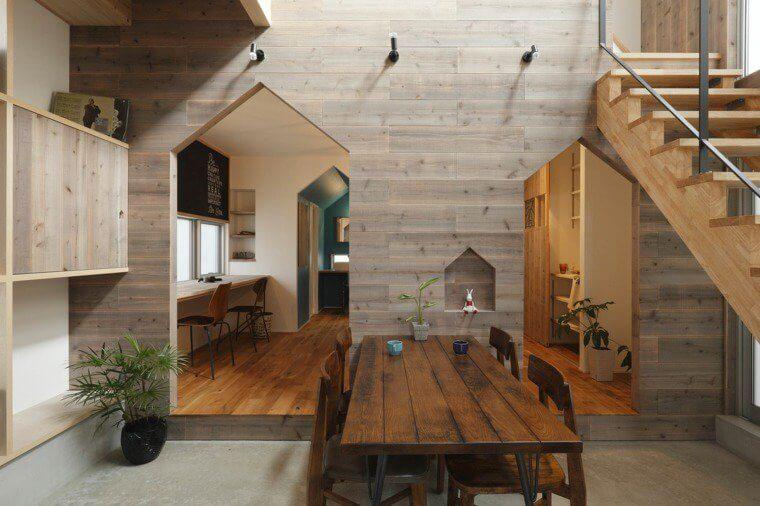 decoration-moderne-interieur-maison-bois
