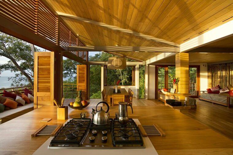 interieur-contemporain-maison-en-bois