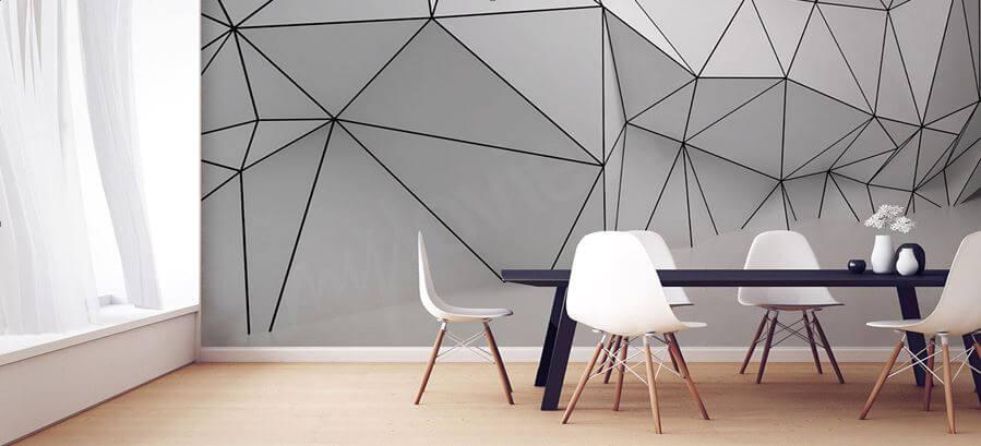 avec les papiers peints 3d d tes au revoir votre petite cuisine. Black Bedroom Furniture Sets. Home Design Ideas