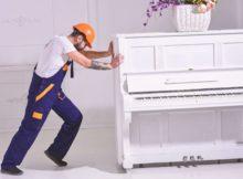 Transport de piano